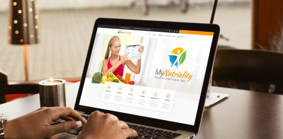 Brand Design | My Nutriality – Health & Lifestyle Consulting Company